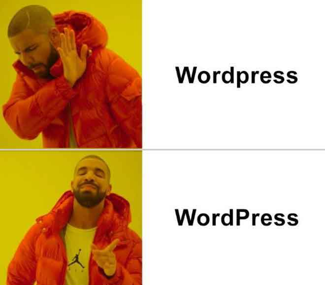 WordPress不是Wordpress
