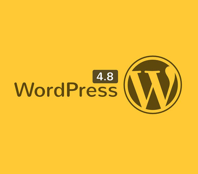 wordpress-4.8-发布